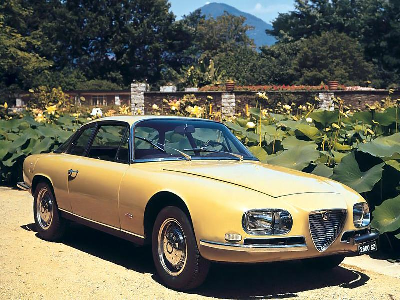 Alfa romeo 2600 photo - 2