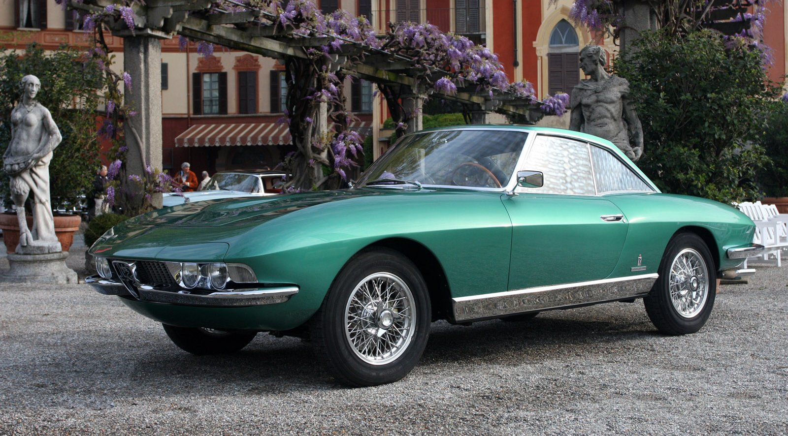 Alfa romeo 2600 photo - 4
