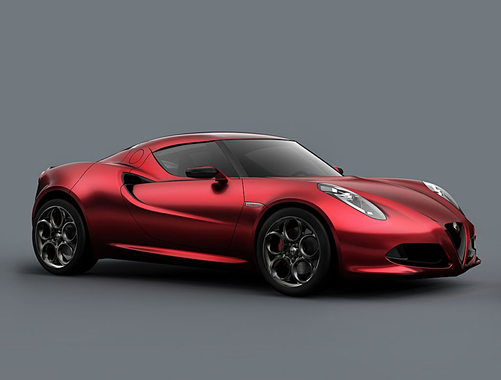 Alfa romeo 4c photo - 1