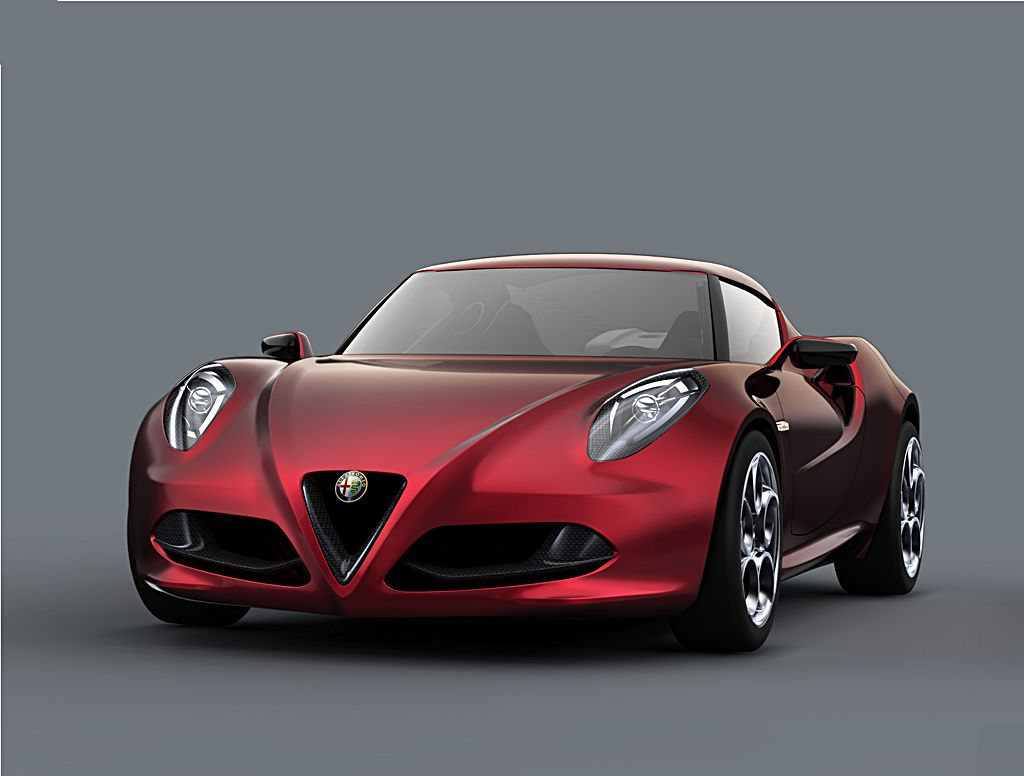 Alfa romeo 4c photo - 2