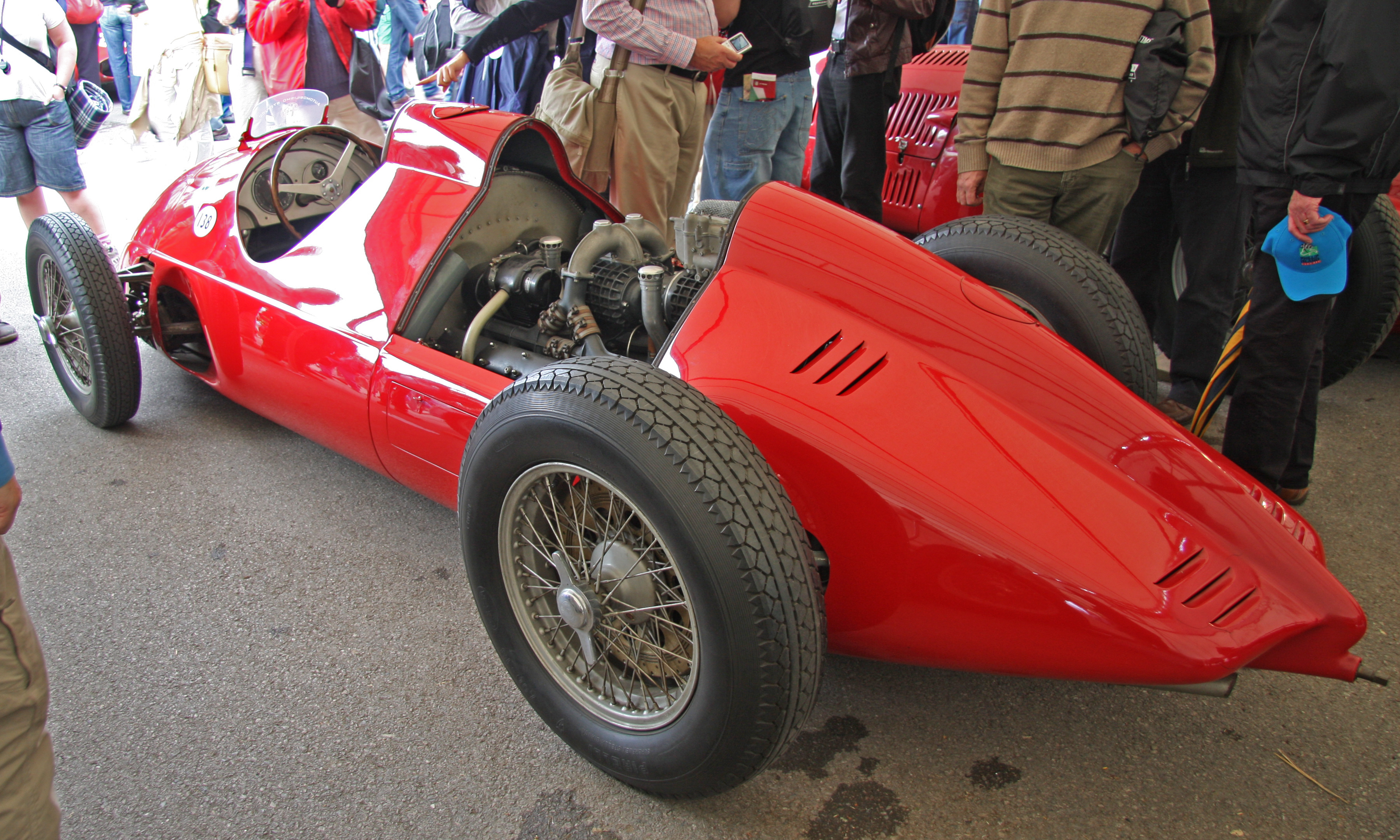 Alfa romeo 512 photo - 1