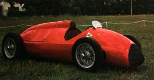 Alfa romeo 512 photo - 4