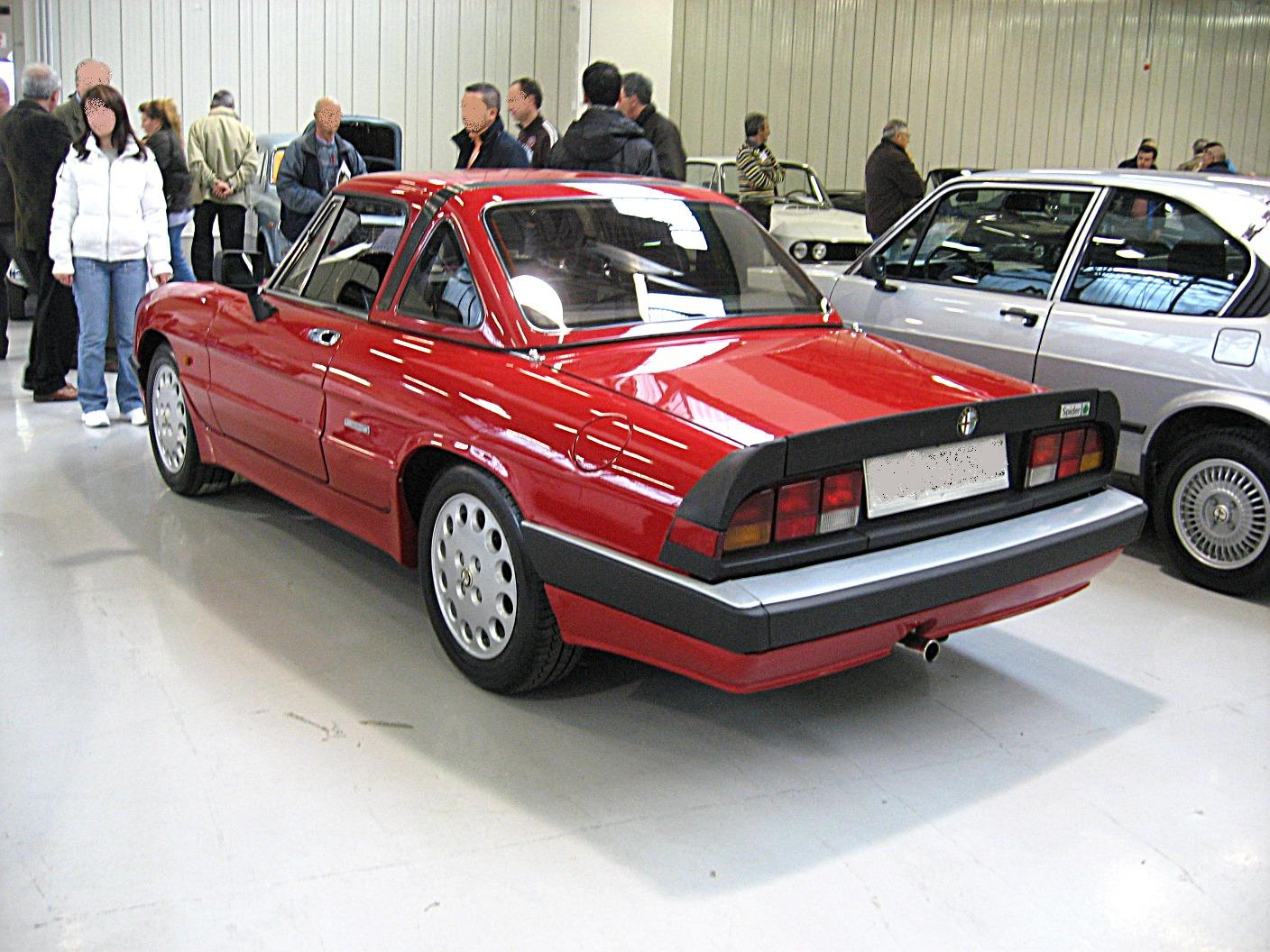 Alfa romeo 90 photo - 2