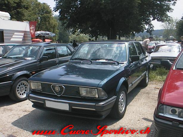 Alfa romeo alfa 6 photo - 3