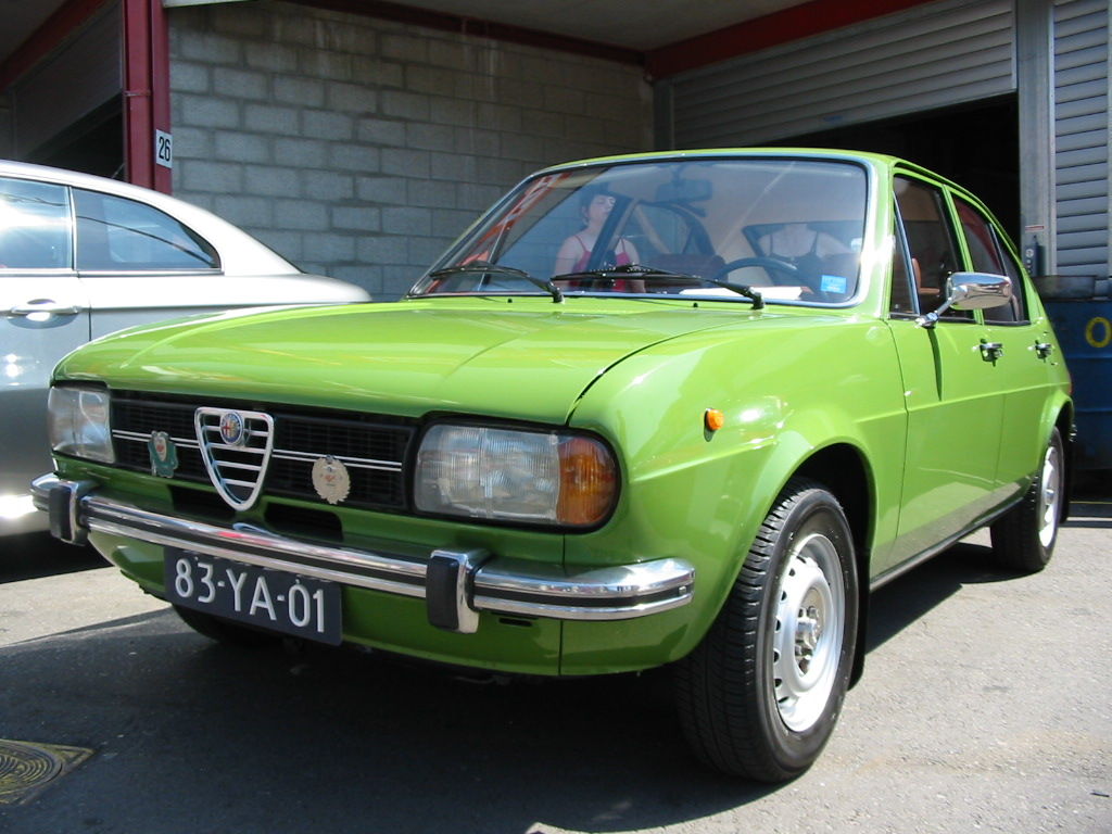 Alfa romeo alfasud photo - 1