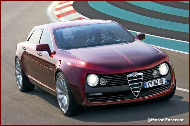 Alfa romeo alfetta photo - 4