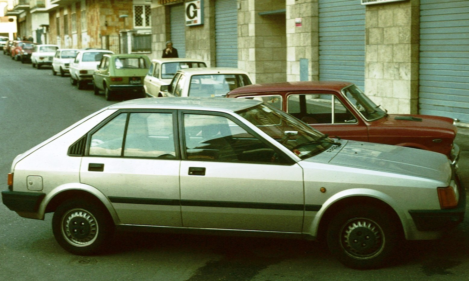 Alfa romeo arna photo - 2