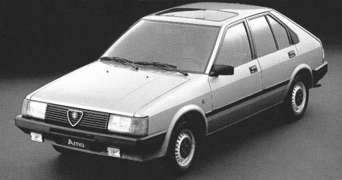 Alfa romeo arna photo - 3