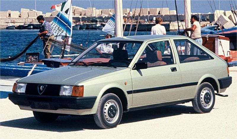 Alfa romeo arna photo - 4