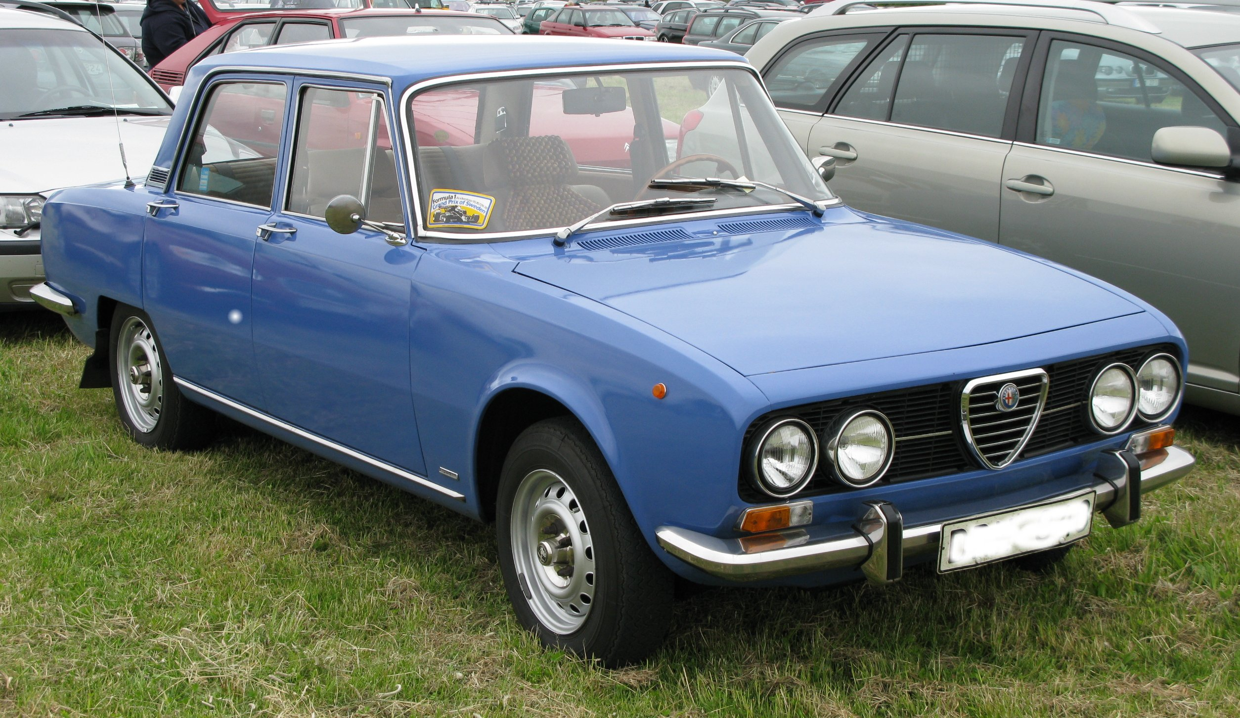 Alfa romeo berlina photo - 1