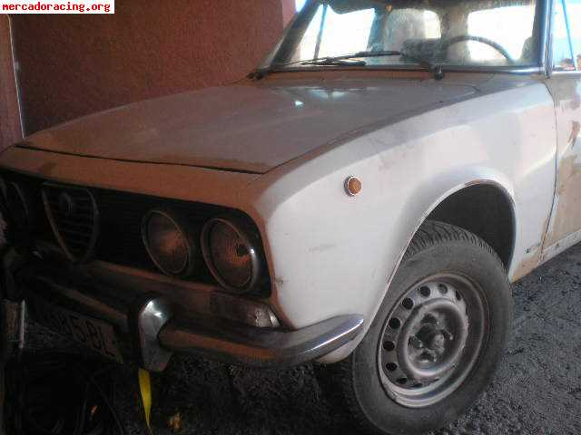 Alfa romeo berlina photo - 2