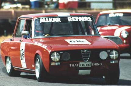 Alfa romeo berlina photo - 4