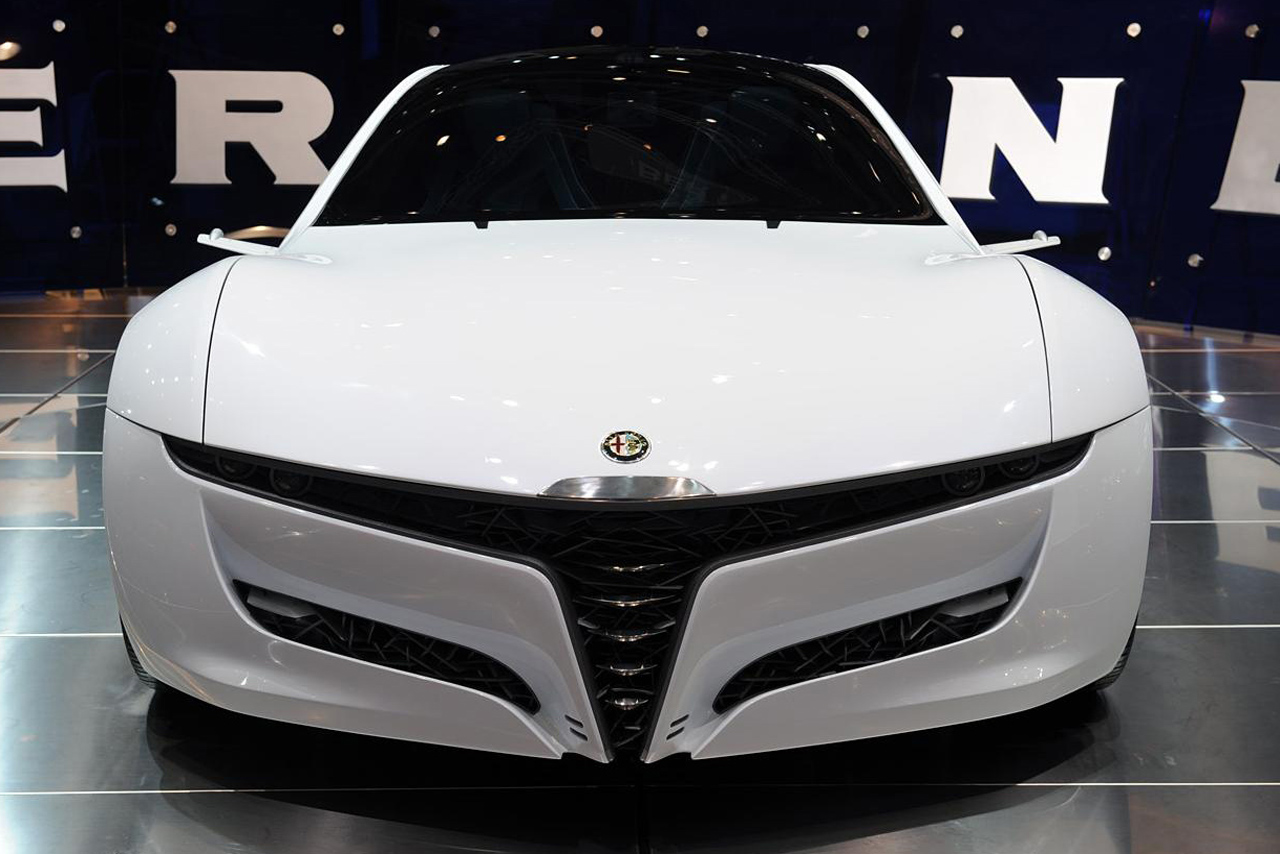 Alfa romeo bertone photo - 2