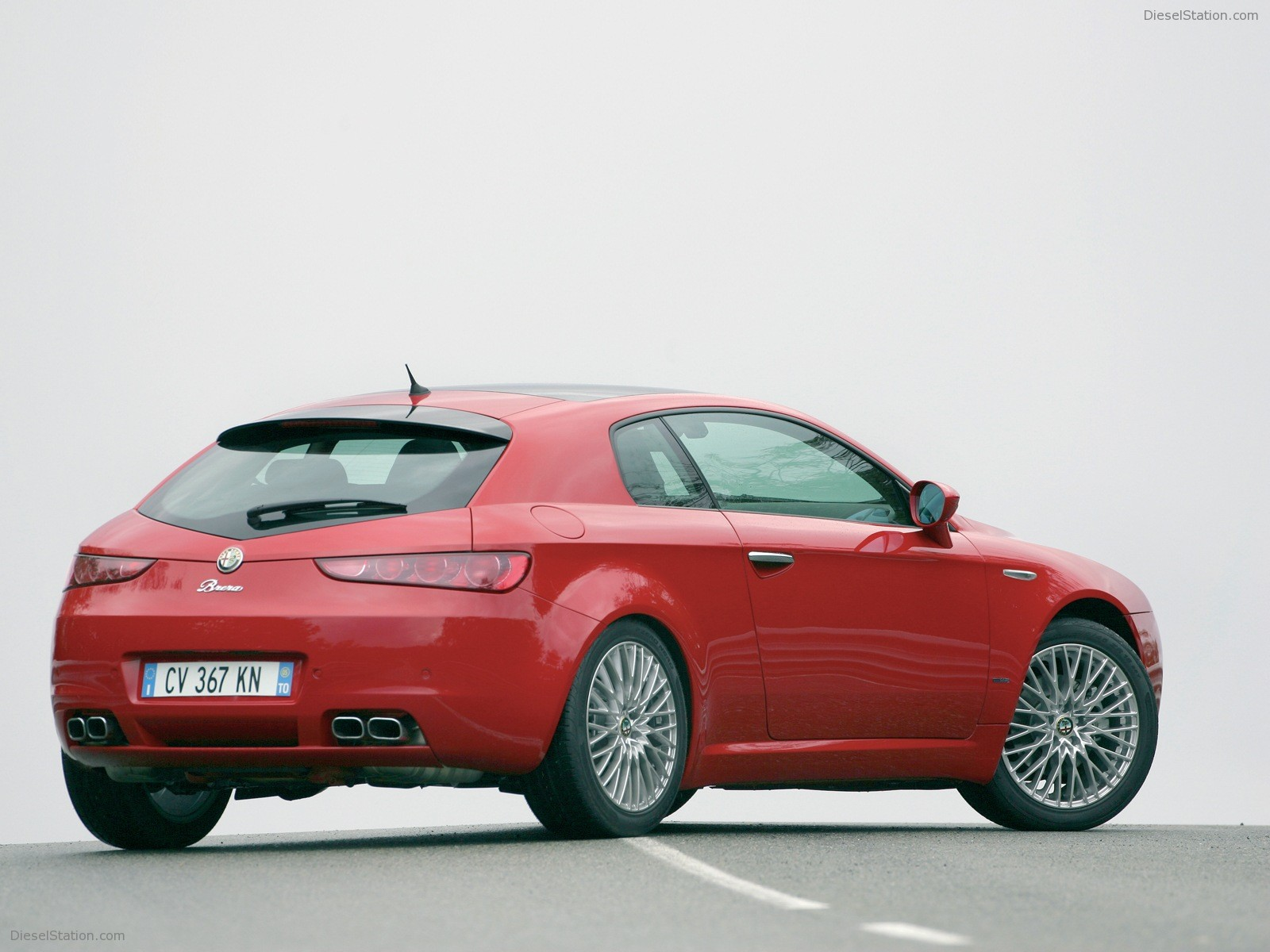 Alfa romeo brera photo - 1