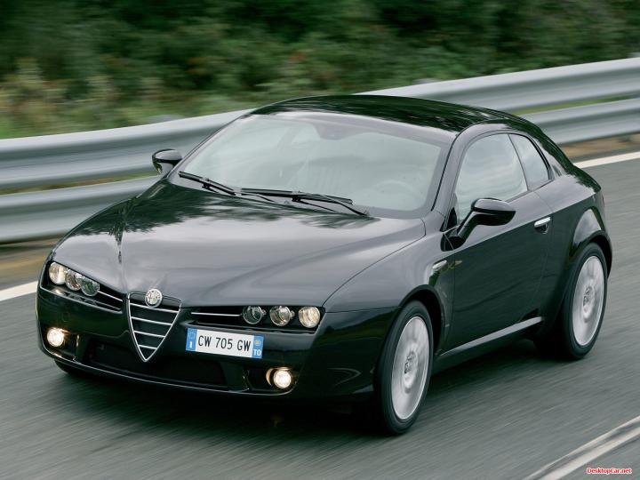 Alfa romeo brera photo - 2