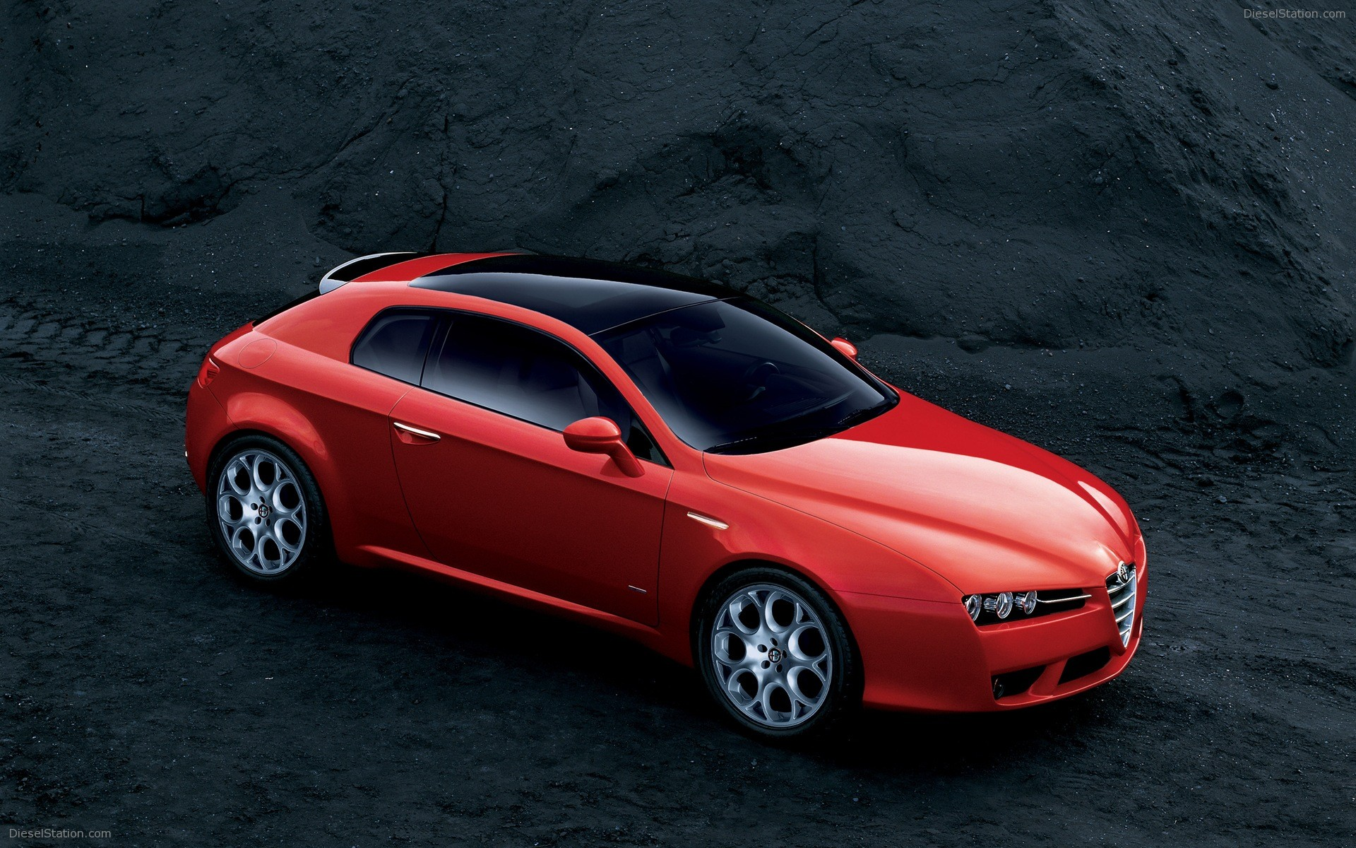 Alfa romeo brera photo - 4
