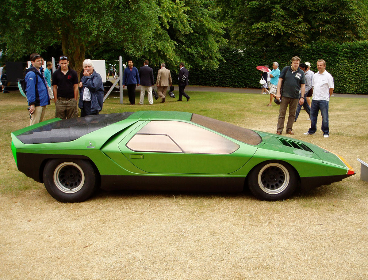 Alfa romeo carabo photo - 2