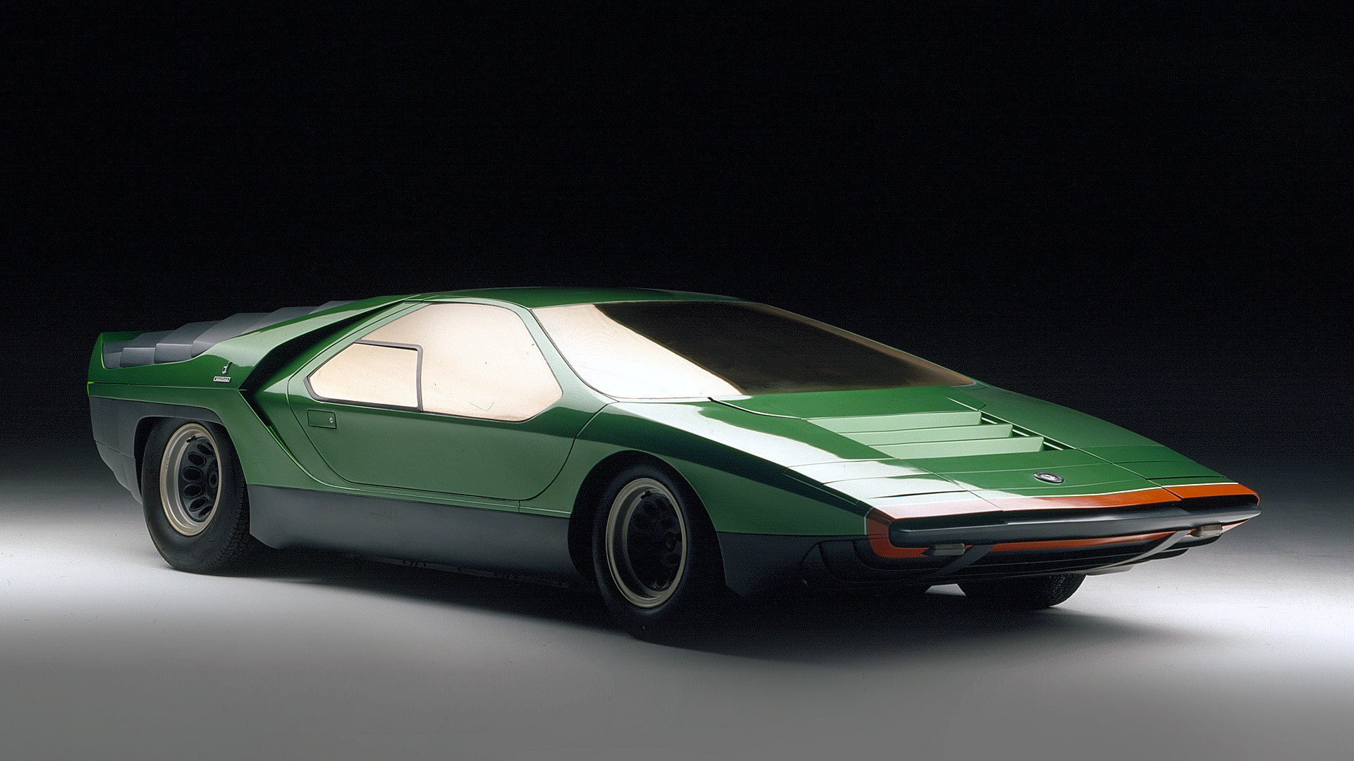 Alfa romeo carabo photo - 4