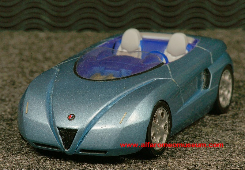 Alfa romeo centauri photo - 2