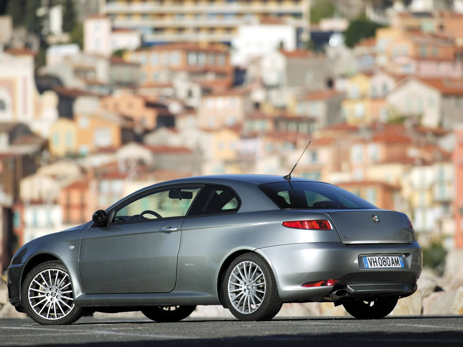 Alfa romeo coupe photo - 1