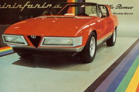 Alfa romeo eagle photo - 2
