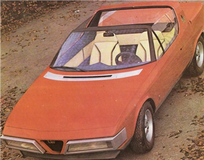 Alfa romeo eagle photo - 3