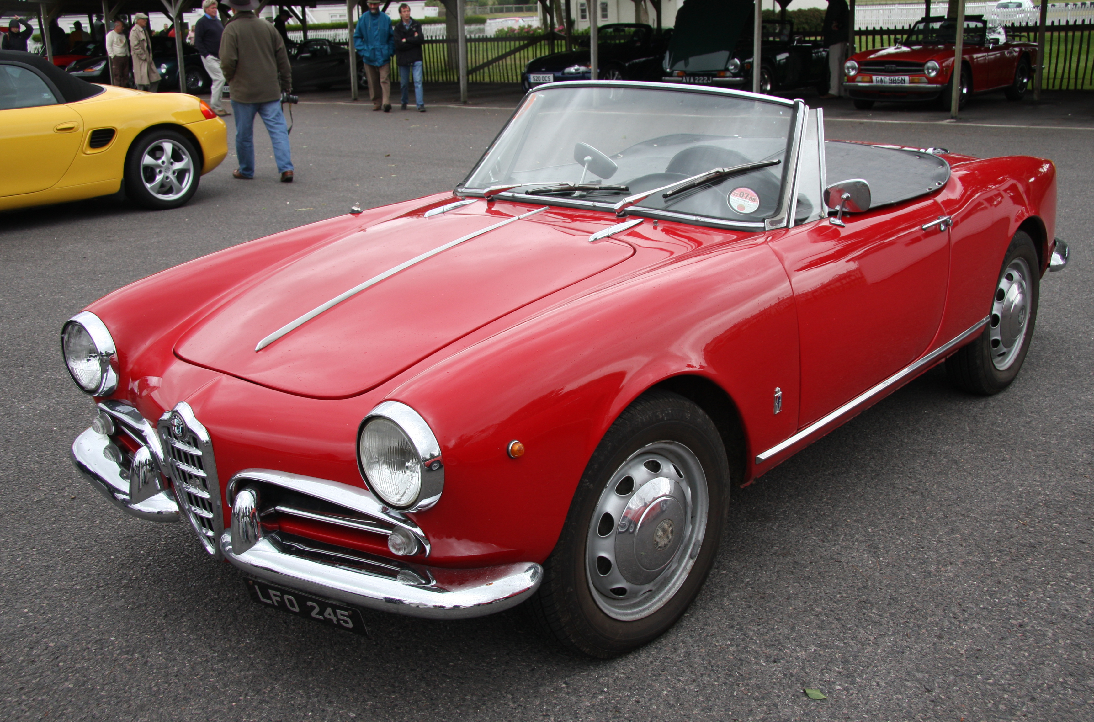 Alfa romeo es photo - 2