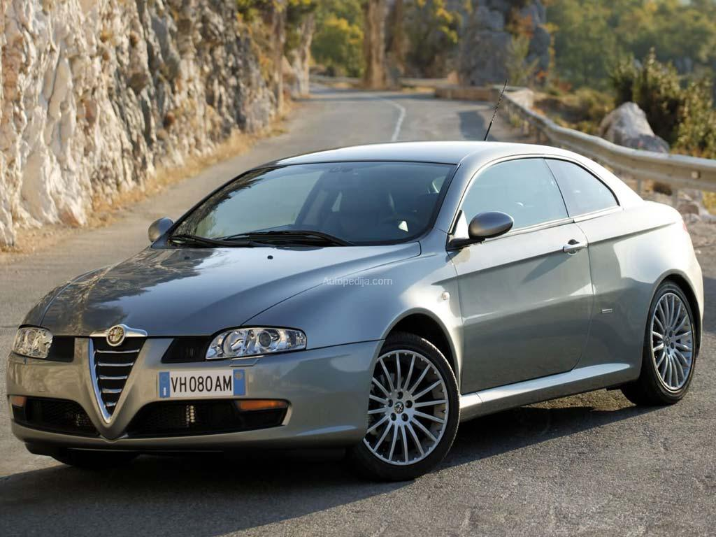 Alfa romeo gt photo - 1