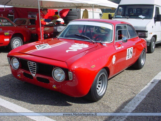 Alfa romeo gta photo - 4