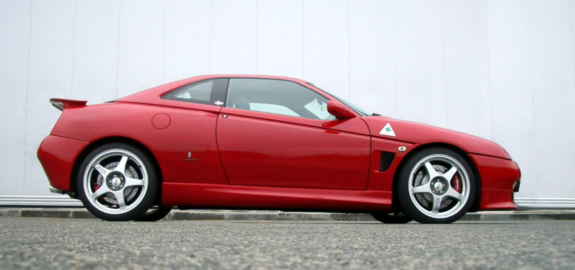 Alfa romeo gtv6 photo - 1