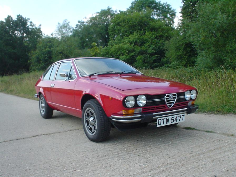 Alfa romeo gtv6 photo - 4