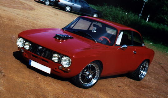 Alfa romeo junior photo - 2