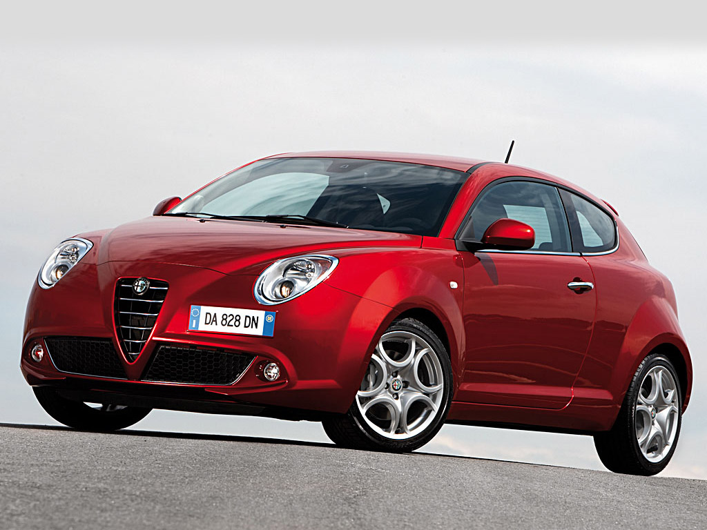 Alfa romeo mito photo - 1