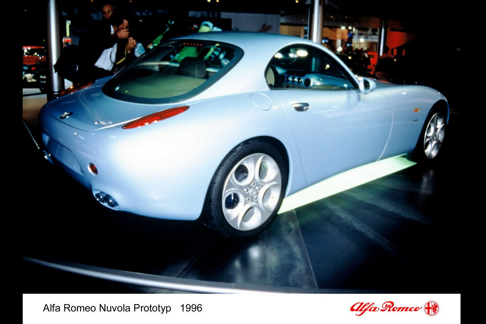 Alfa romeo nuvola photo - 3
