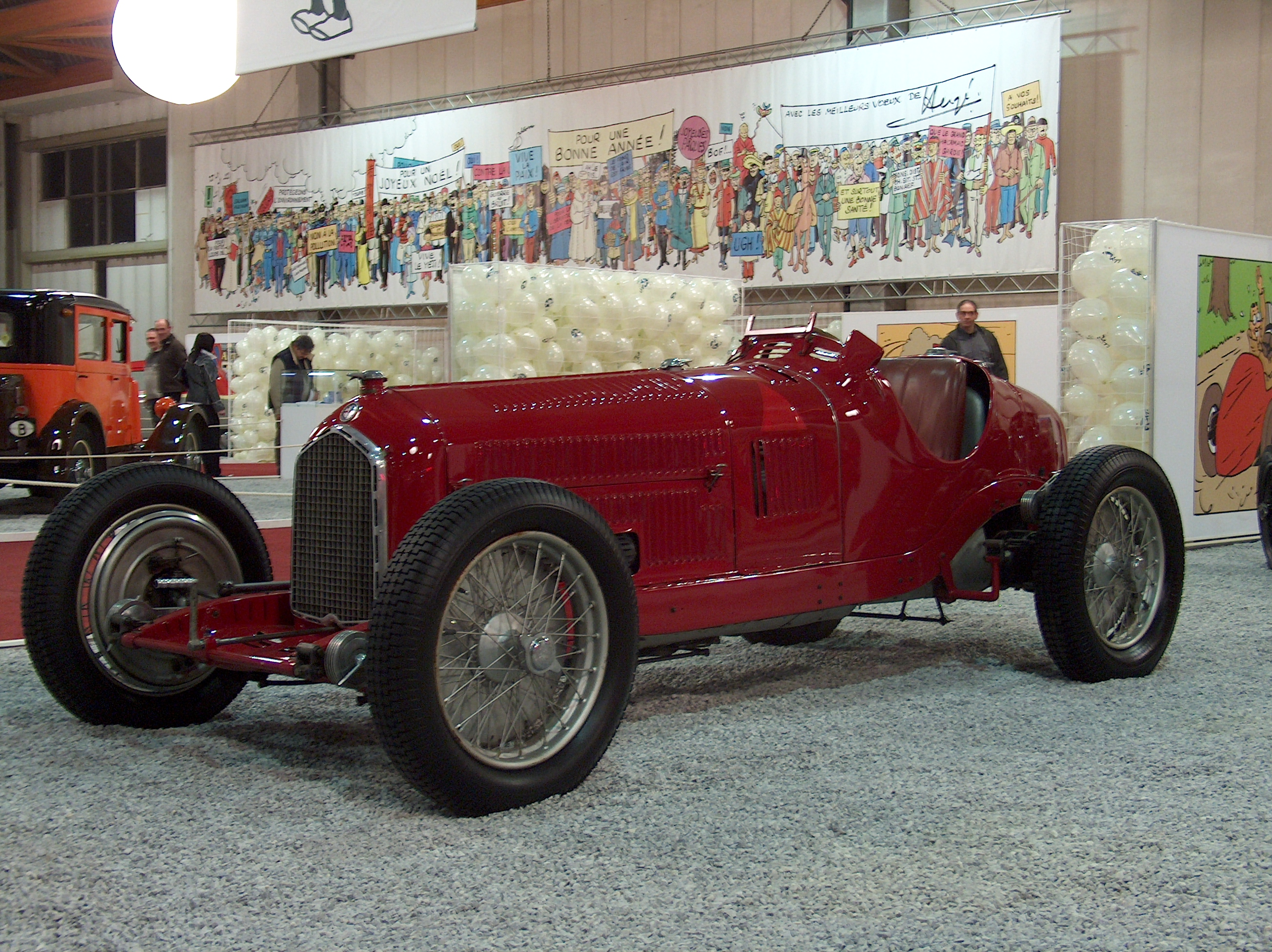 Alfa romeo p3 photo - 3