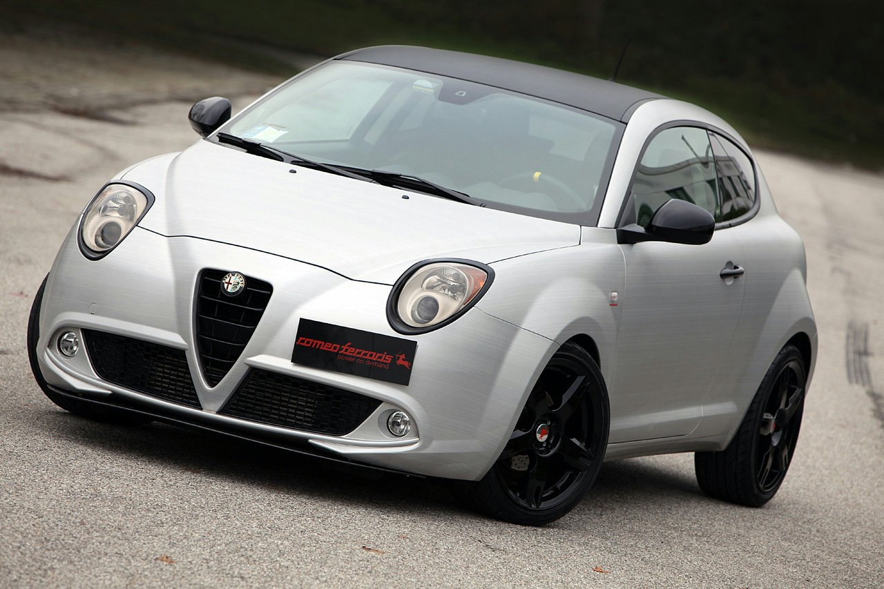 Alfa romeo romeo 2 photo - 4