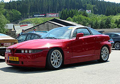 Alfa romeo rz photo - 4