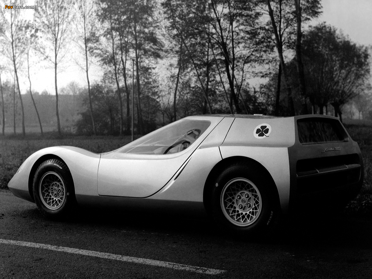 Alfa romeo scarabeo photo - 1