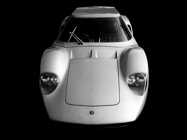 Alfa romeo scarabeo photo - 3