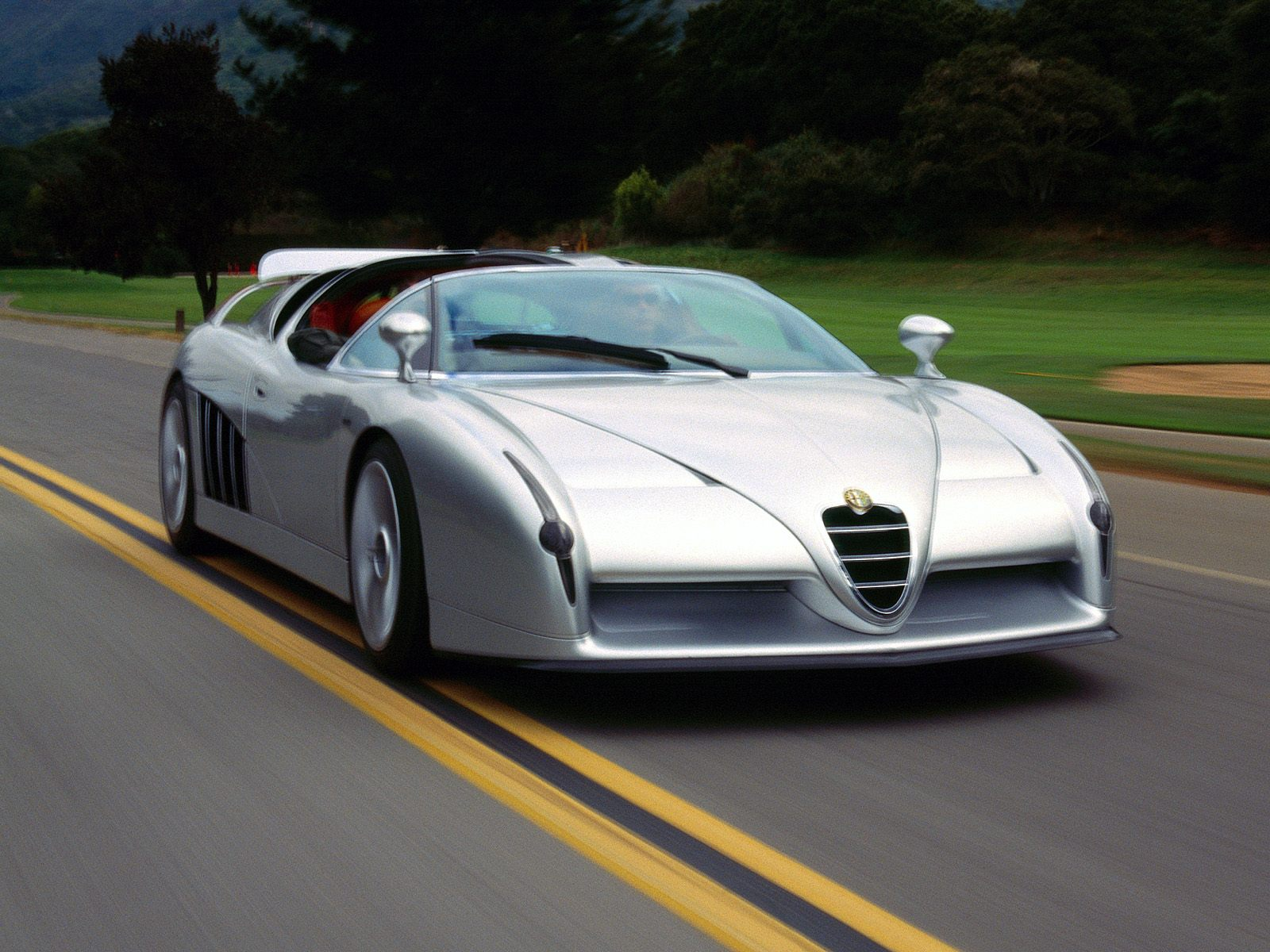 Alfa romeo scighera photo - 1