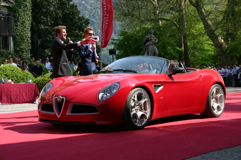 Alfa romeo spider photo - 1