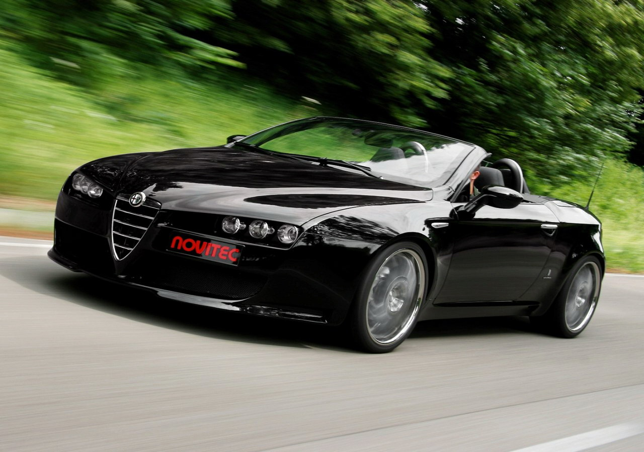 Alfa romeo spider photo - 4