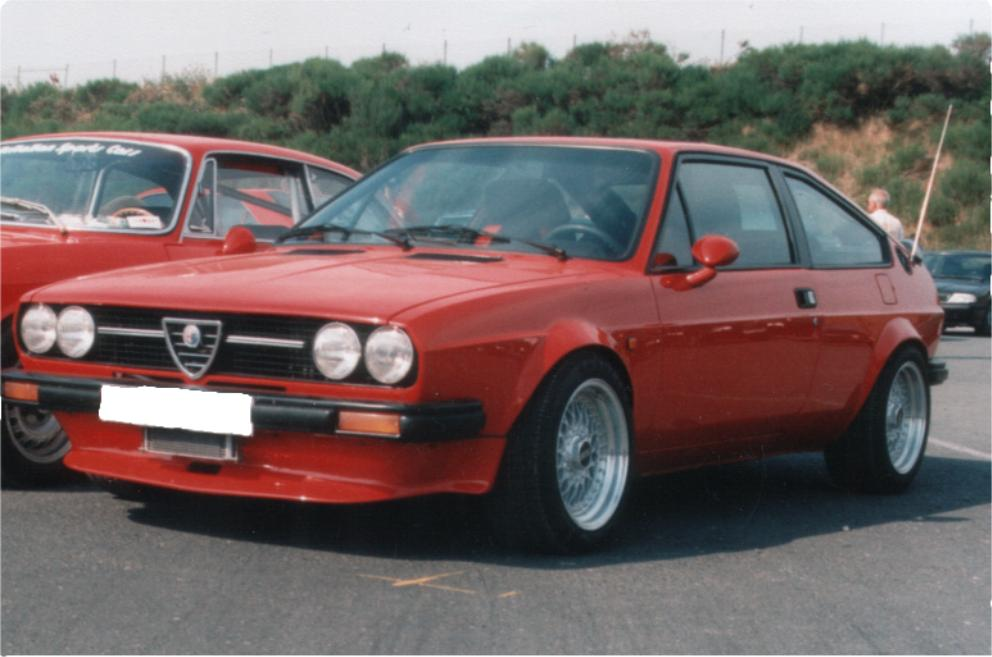 Alfa romeo sprint photo - 1