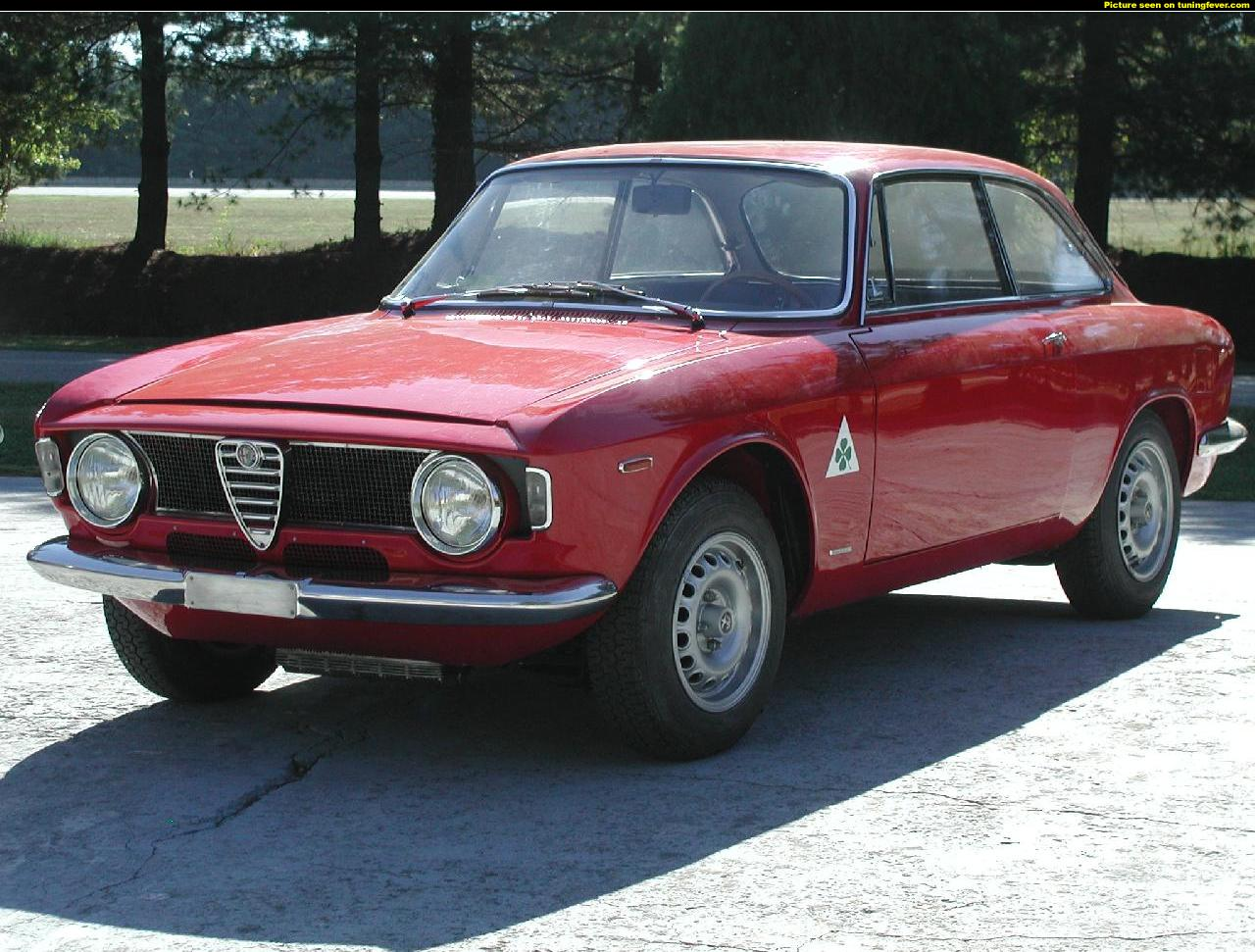 Alfa romeo sprint photo - 3