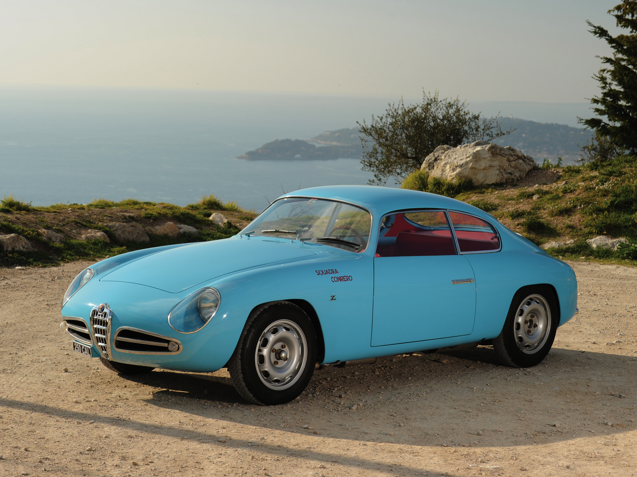 Alfa romeo svz photo - 3
