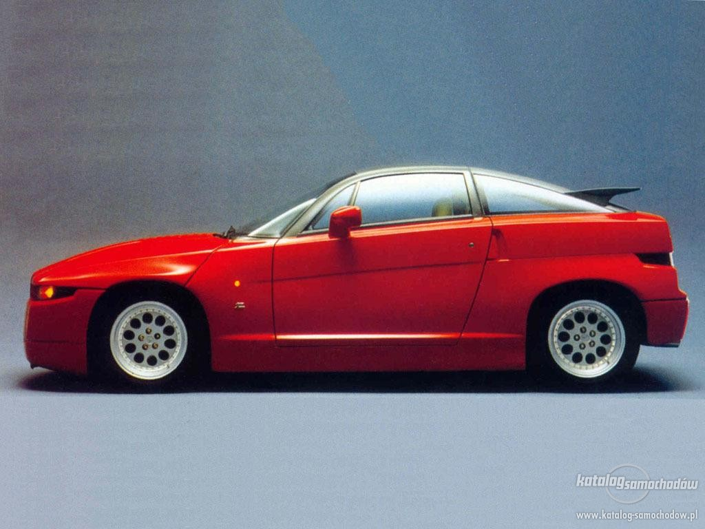 Alfa romeo sz photo - 1