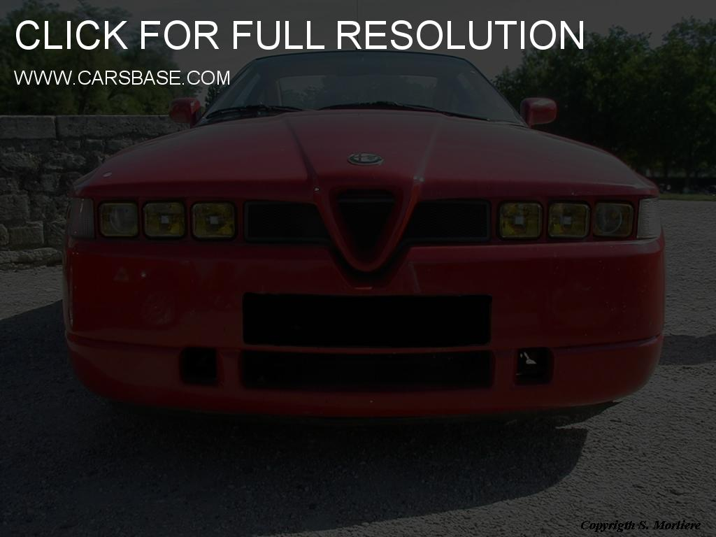 Alfa romeo sz photo - 2