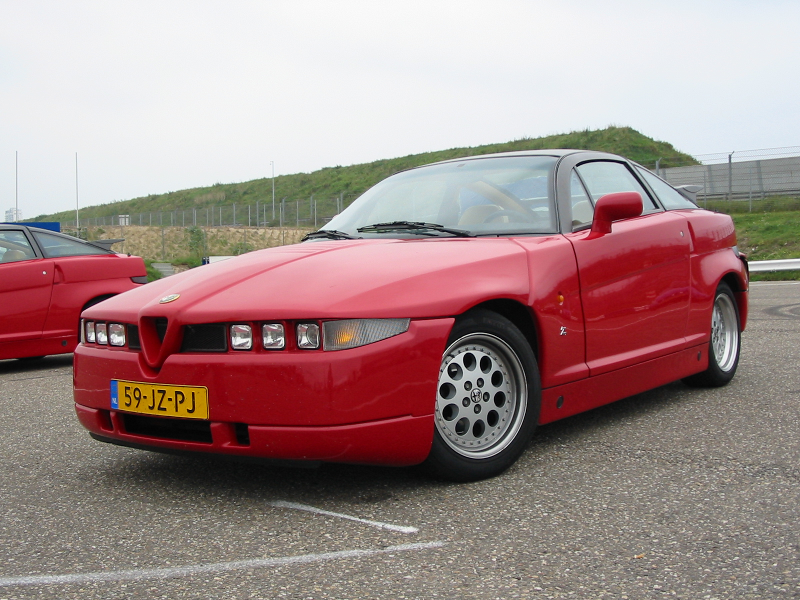 Alfa romeo sz photo - 3