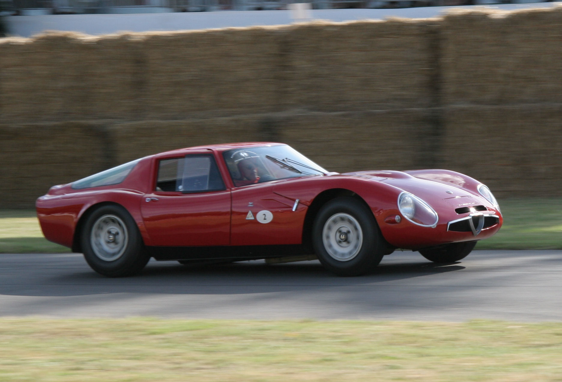 Alfa romeo tz photo - 3
