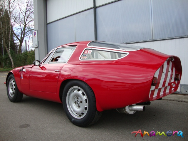 Alfa romeo tz1 photo - 4